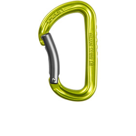 Ocun Falcon Bent Karabinek, green/antracite